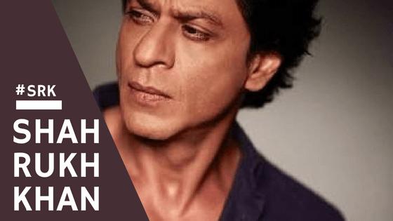 shahrukh khan facts