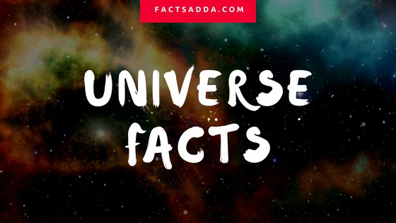 Unknown facts about universe