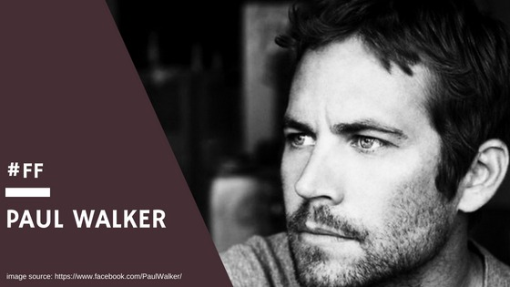 facts about Paul Walker