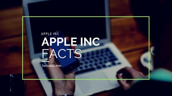 Apple Inc. Facts