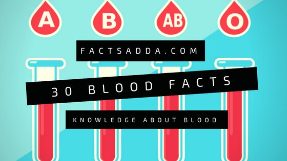 Knowledge about blood