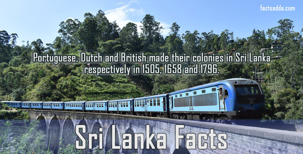 Sri Lanka Facts