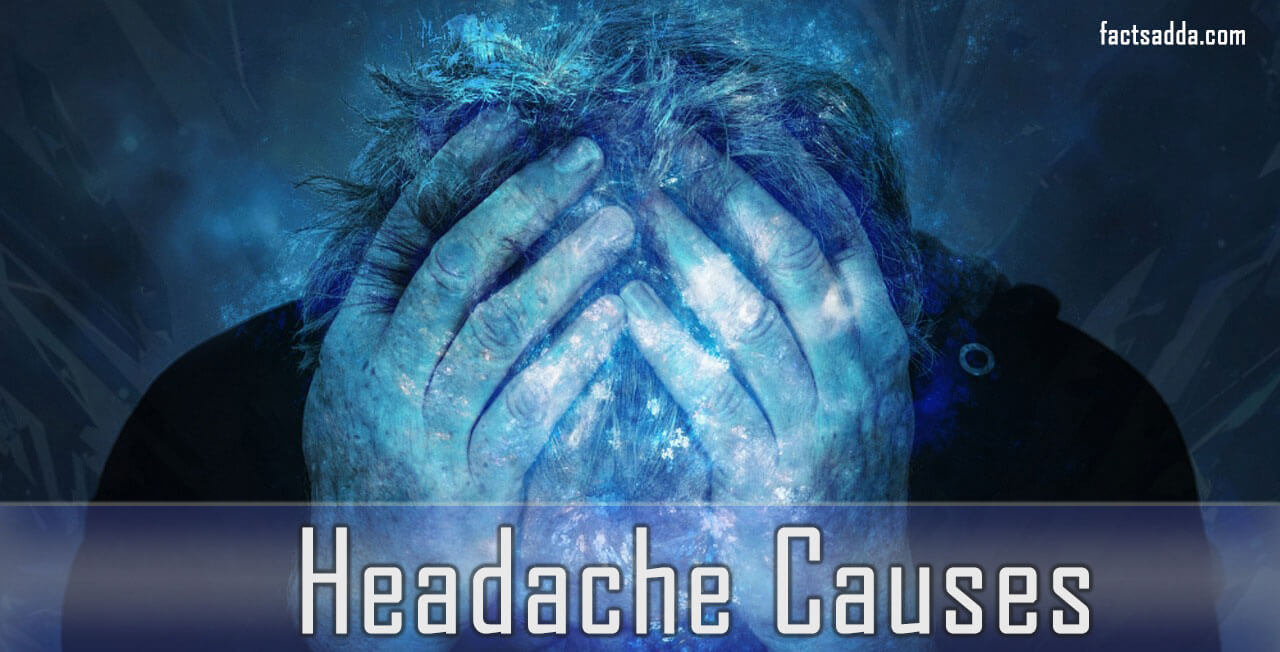 What causes a headache?