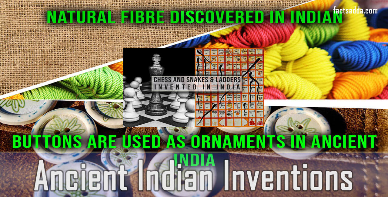 Anceint Indian Inventions