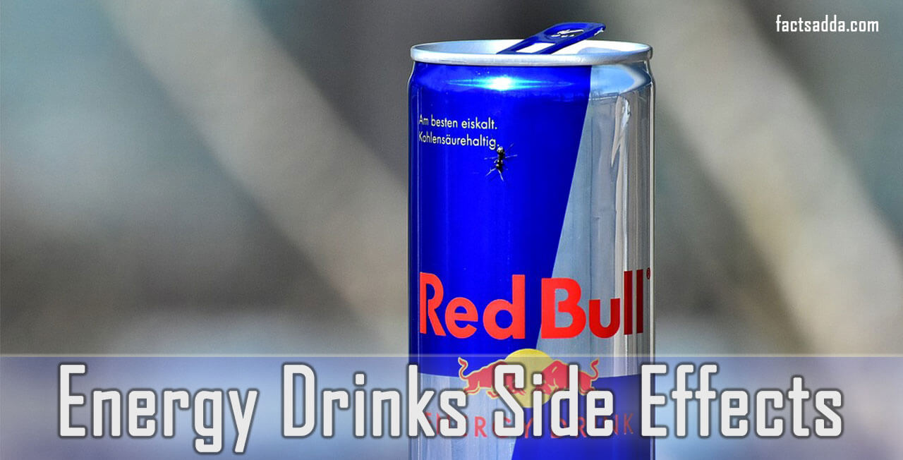 Red Bull side effects