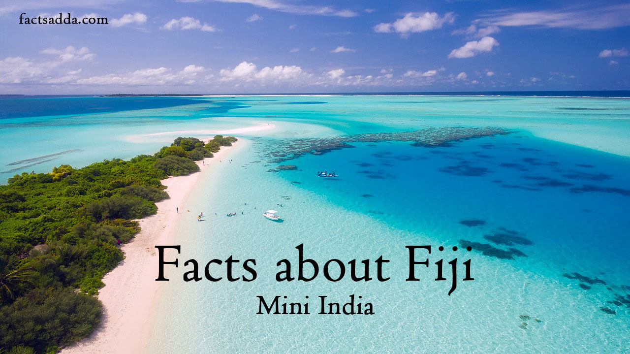 Facts about Fiji Islands