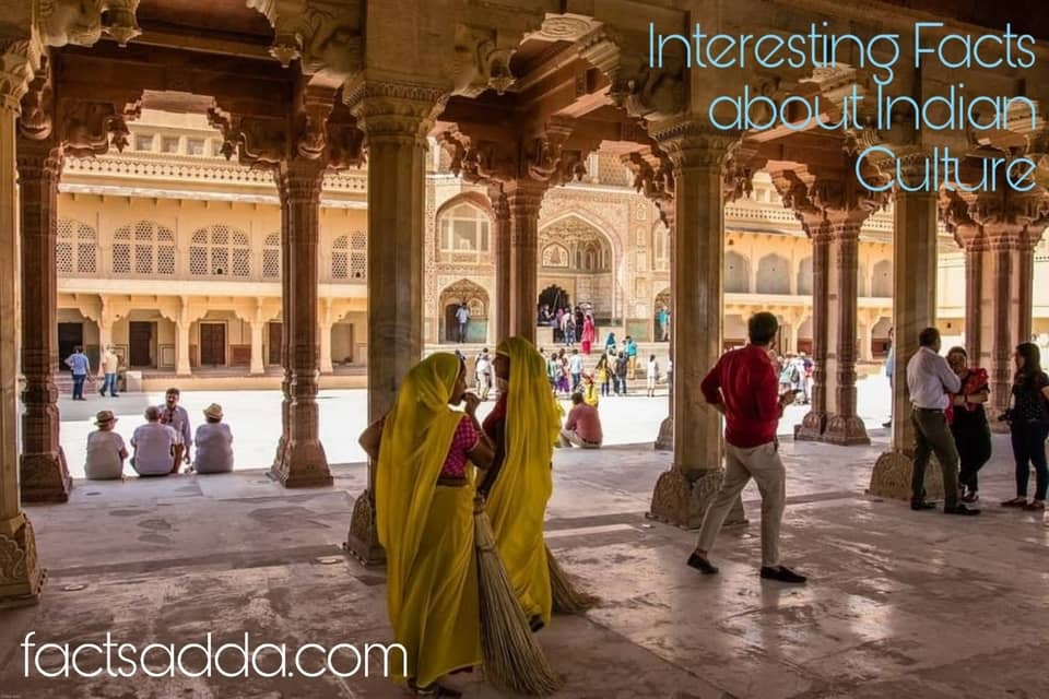Indian Facts about Indian Culture